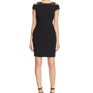 Reiss Merlin Bow Back dress
